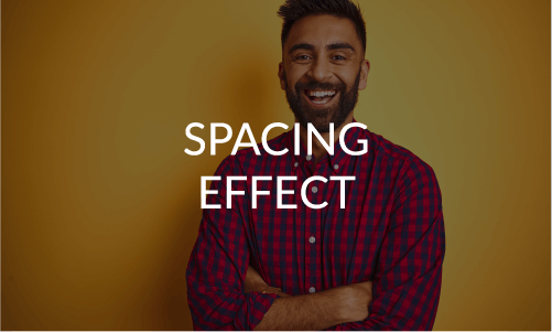spacing effect talkeen