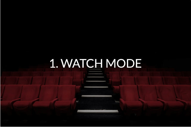 watch mode